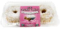 Mrs. W's Wonderlicious Cakes Old Fashioned Sour Cream Crumb Cakes - 2 ct / 3 oz