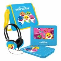 Pinkfong Baby Shark Portable DVD Player - Blue/Yellow