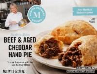 Martha Stewart Kitchen Beef & Aged Cheddar Hand Pies