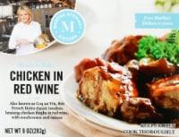 Martha Stewart Kitchen Chicken in Red Wine Frozen Meal - 9 oz