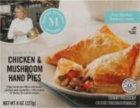 Martha Stewart Kitchen Chicken & Mushroom Hand Pies - 2 ct / 9 oz