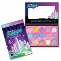 RUDE City of Dreamy Lights - 15 Dreamy Pastel Pigment & Eyeshadow Palette - 1 unit