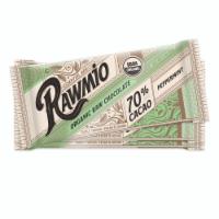 Rawmio Essentials Dark Chocolate Mint Bars - 3 ct / 3.3 oz
