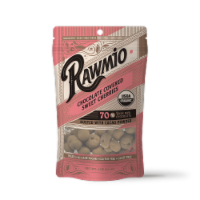 Rawmio Organic Chocolate Covered Sweet Cherries - 2 oz
