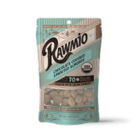 Rawmio Organic Chocolate Covered Sprouted Almonds - 2 oz