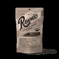 Rawmio Organic Chocolate Covered Almonds - 2 oz