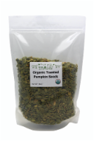 Raw Guru Organic Toasted Pumpkin Seeds - 16 oz