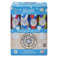 Bubble Tree 3 Liter Refill Bubble System Includes 4 Refillable Bottles - 1