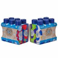 Bubble Tree Aluminum Bubble Bottle Multi-Packs - 12 Refillable Bottles - 1