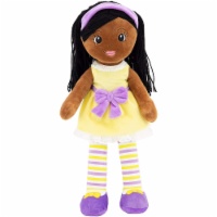 18 Inch Kaylie Girl Rag Doll Sharewood Forest Friends - 1 Count