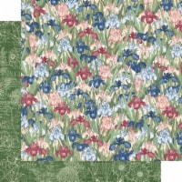 Blossom Double-Sided Cardstock 12 X12 -Uplift - 1