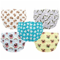 Co.Protect Premium Puppy 3-Layer Kids Disposable Face Masks