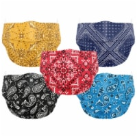 Co.Protect Premium Bandana 3-Layer Kids Disposable Face Masks