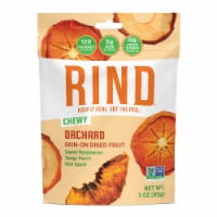 RIND Snacks Orchard Blend Dried Fruit Superfood - 3oz Bags, 6 Bags Total - 3 Oz Bags, 6 Total Bags