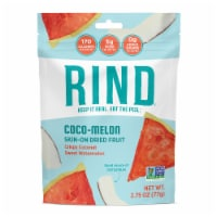 RIND Snacks Coco Melon Dried Fruit Superfood - 3oz Bags, 6 Bags Total - 3 Oz Bags, 6 Total Bags
