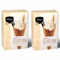 Italian Vanilla Gelato Mix 2-Box Gift Pack (4 Packet)