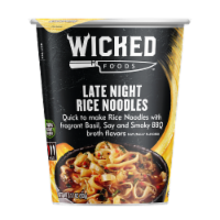 Wicked Foods Late Night Rice Noodles - 3.17 oz