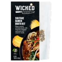 Wicked Foods Shitake Ramen Broth Kit - 10.65 oz