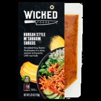 Wicked Foods Korean Style M'Shroom Shreds - 5.29 oz