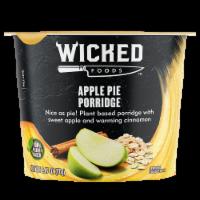 Wicked Foods Apple Pie Porridge - 2.47 oz