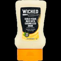 Wicked Foods Caramelized Onion Garlic Vegan Mayo - 9.35 oz