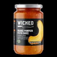 Wicked Foods Orange Pumpkin Pesto Sauce - 6.7 oz