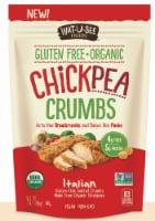 Watusee Organic Italian Chickpea Crumbs