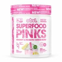 Obvi Pinks Superfoods Pink Lemonade Immunity and Probiotic Defense Blend - 4.16 oz