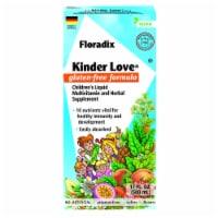 Floradix Kinder Love Gluten-Free Children's Liquid Multivitamin and Herbal Supplement - 17 fl oz
