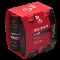 Cheribundi Pure Tart Cherry Juice - 4 bottles / 8 fl oz