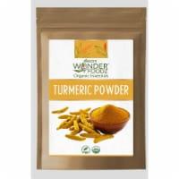 Grace's Wonder Foodz, Turmeric Powder - 7 oz-198 gms