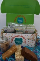 Organic Couture Treats for kids - 12 wrapped treats