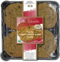 Organic Cranberry Oatmeal Cookie - 2