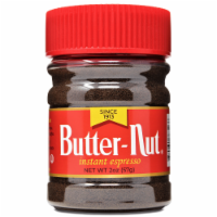 Butter-Nut Instant Espresso Coffee, 2 Ounce - 2 Ounce (Pack of 1)
