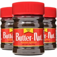 Butter-Nut Instant Espresso Coffee, 2 Ounce (Pack of 3) - 2 Ounce (Pack of 3)