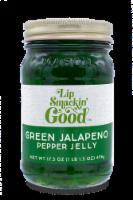 Green Jalapeño Pepper Jelly