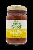 Mango Pineapple Habanero Salsa