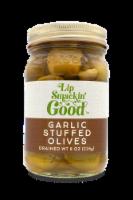 Garlic Stuffed Olives - 1 Unit