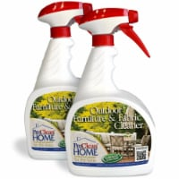 CWP ProClean HOME Outdoor Furniture and Fabric Cleaner™ (2 Pack 32-ounce Spray Bottle) - 32 Ounce