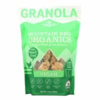 Mountain Rise Mountain Rise Granola Vegan - Granola - Case of 6 - 13 oz.