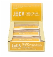 Jeca  Energy Bars    Coconut + Curry