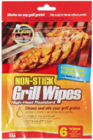 Grate Chef Nonstick Grill Wipes - 6 Pack