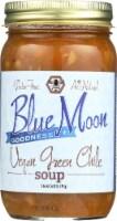 Blue Moon Goodness Vegan Green Chile Soup
