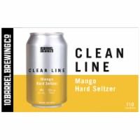 10 Barrel Brewing Clean Line Mango Hard Seltzer 6 Cans