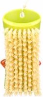 Full Circle Scrub Brush - Yellow - 1 ct