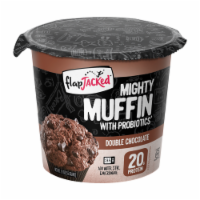 FlapJacked Double Chocolate Mighty Muffin