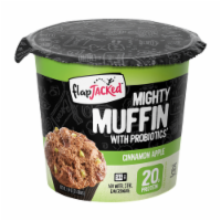 FlapJacked Cinnamon Apple Mighty Muffin