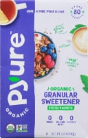 Pyure Organic Stevia Granular Sweetener Packets
