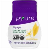 Pyure Sugar Free Vanilla Flavored Liquid Stevia Extract - 1.8 fl oz