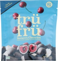 Tru Fru White & Dark Chocolate Frozen Whole Cherries